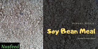 Soy Bean Meal (SBM)